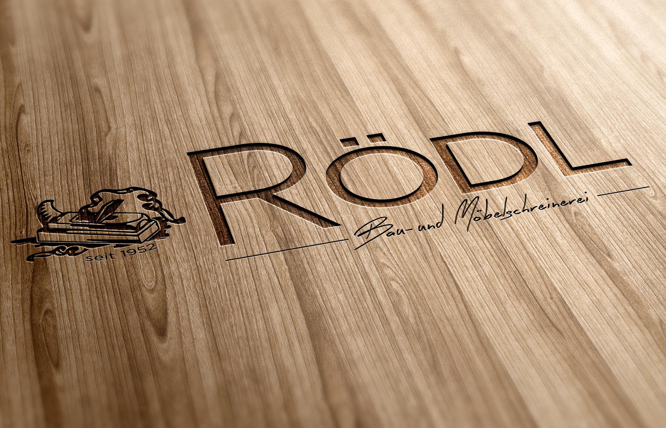 Logo Schreinerei Rödl Speinshart