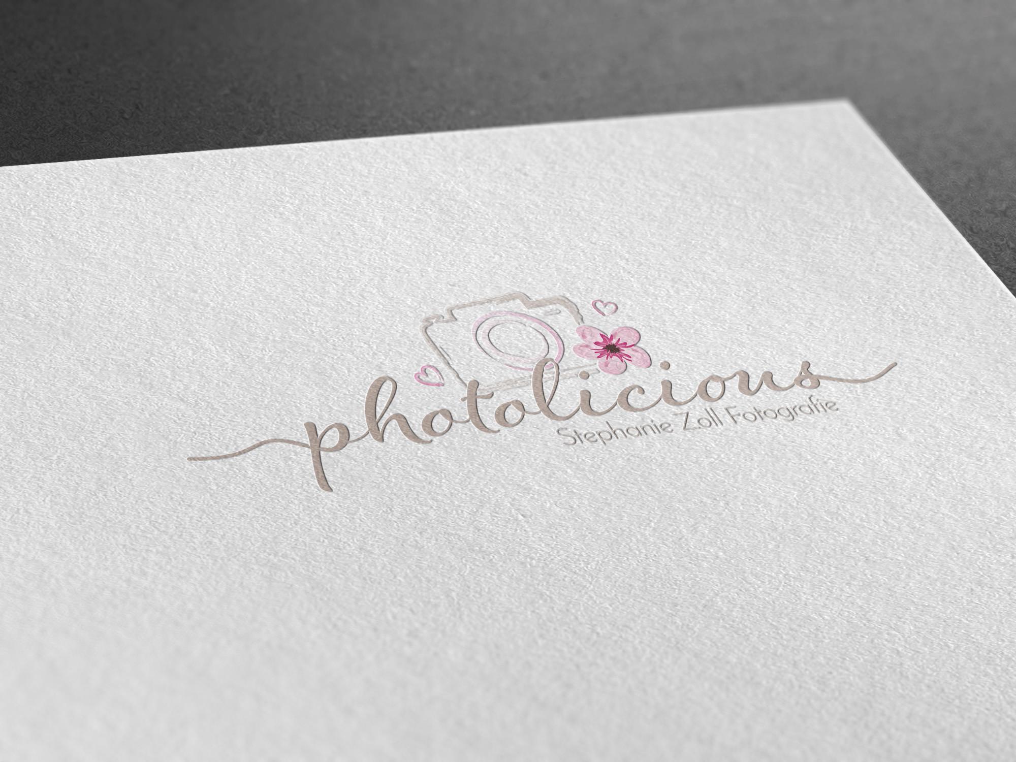 Logo photolicious visualisiert