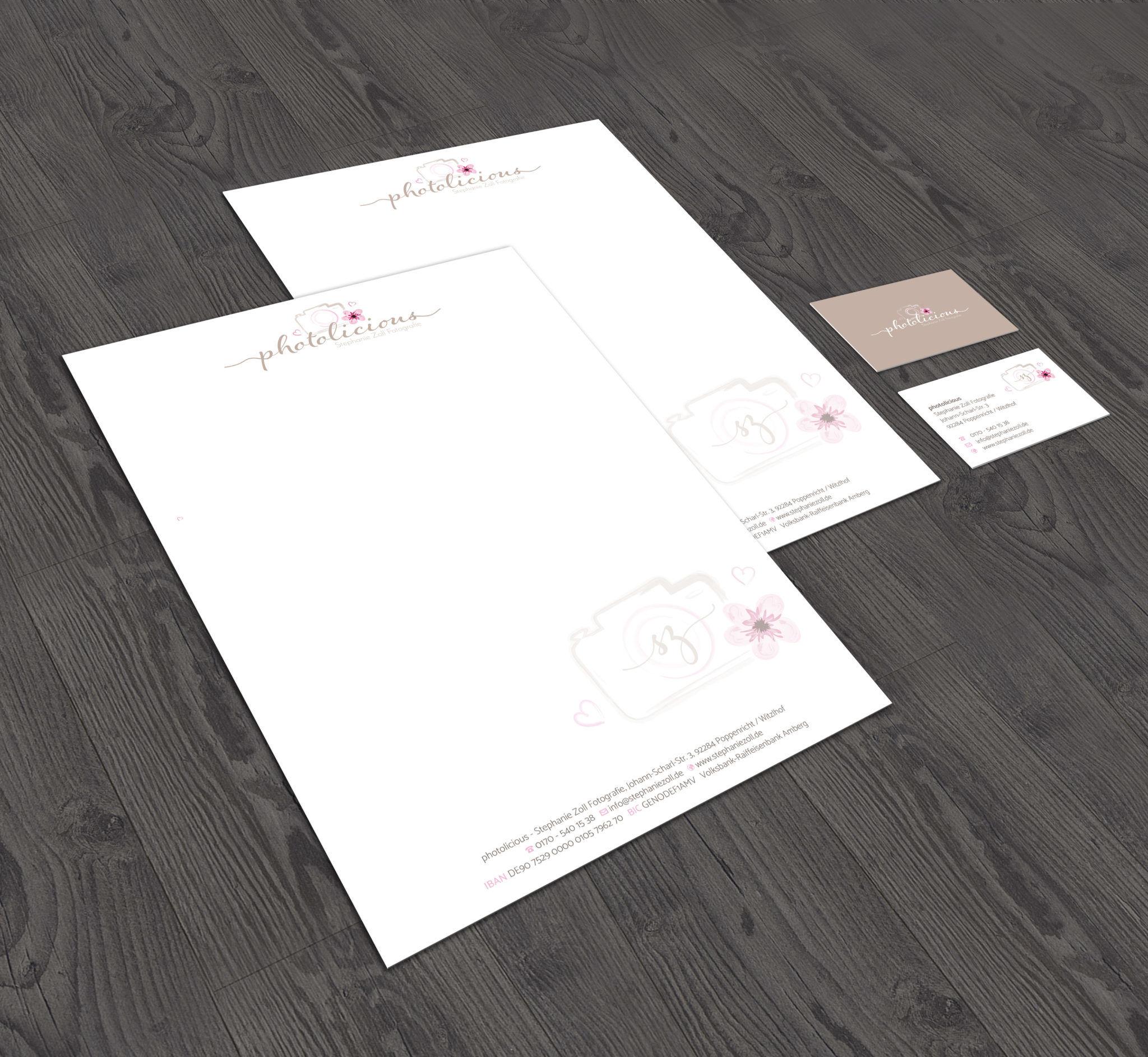photolicious corporate design