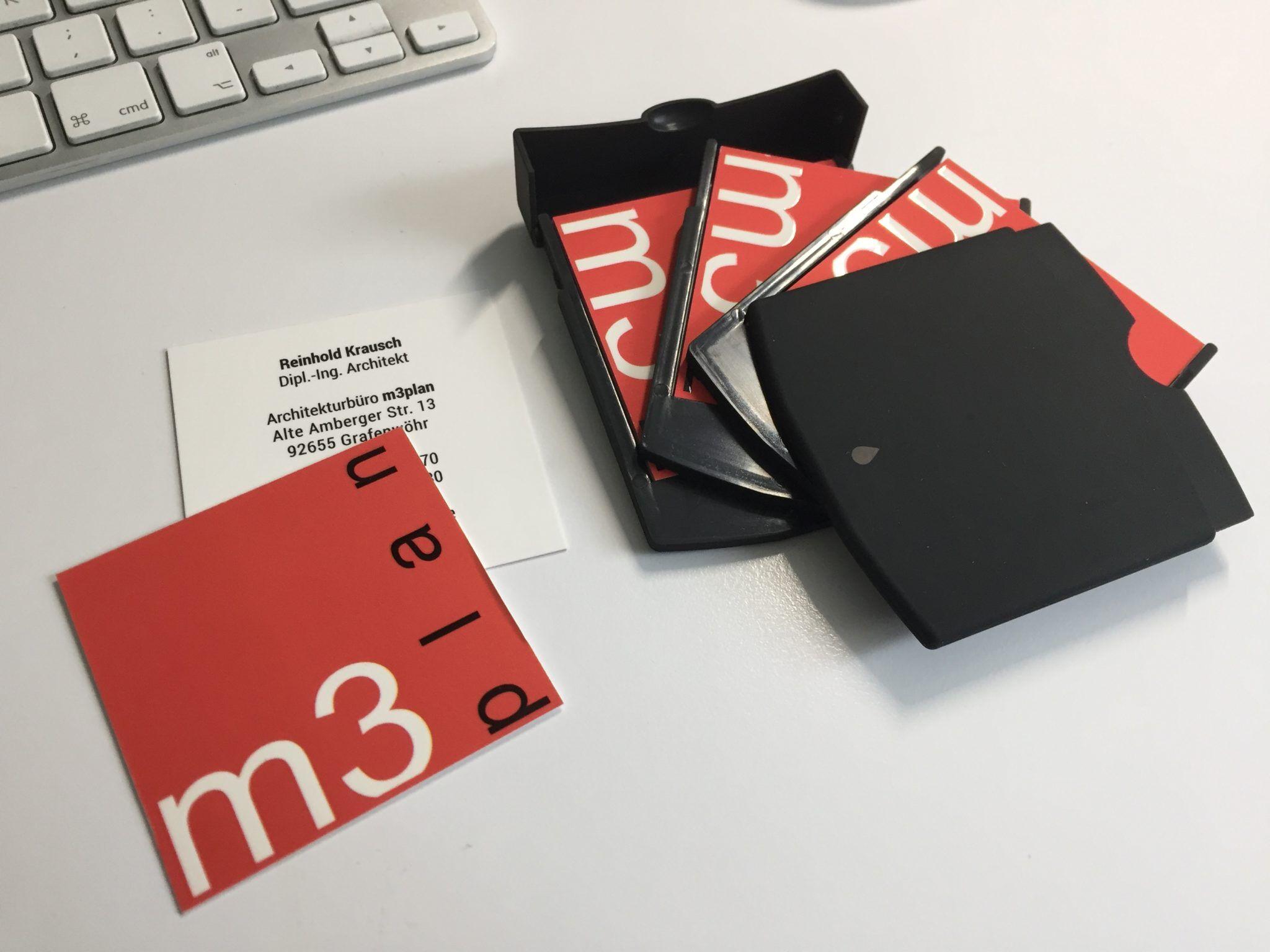 Visitenkarten M3Plan
