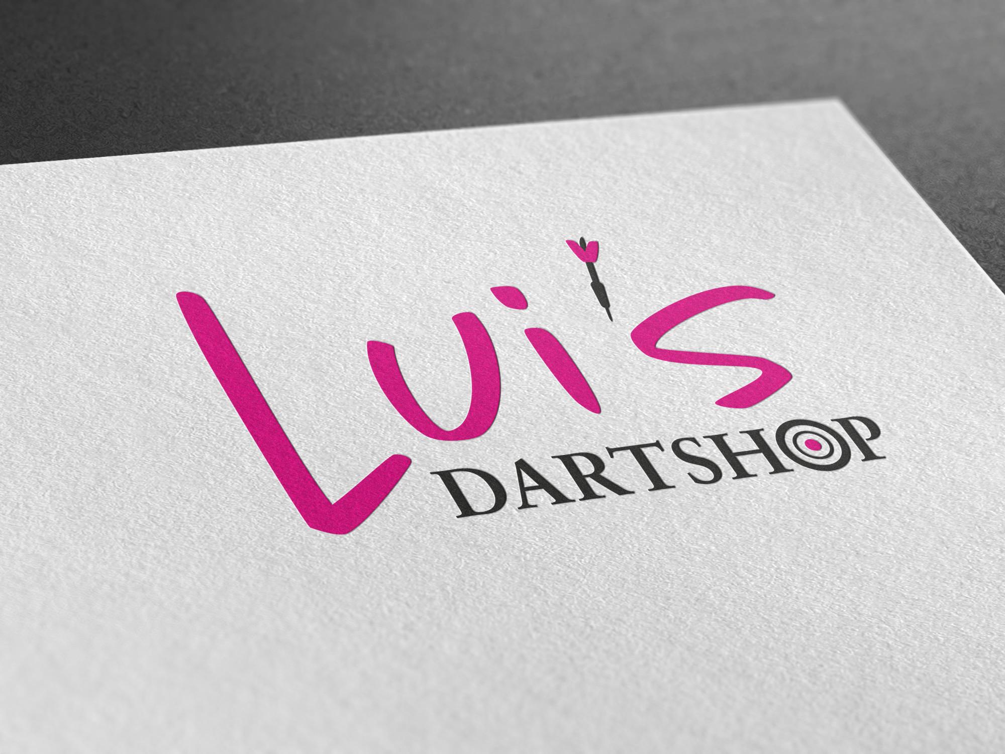 Luis Dartshop visualisiert