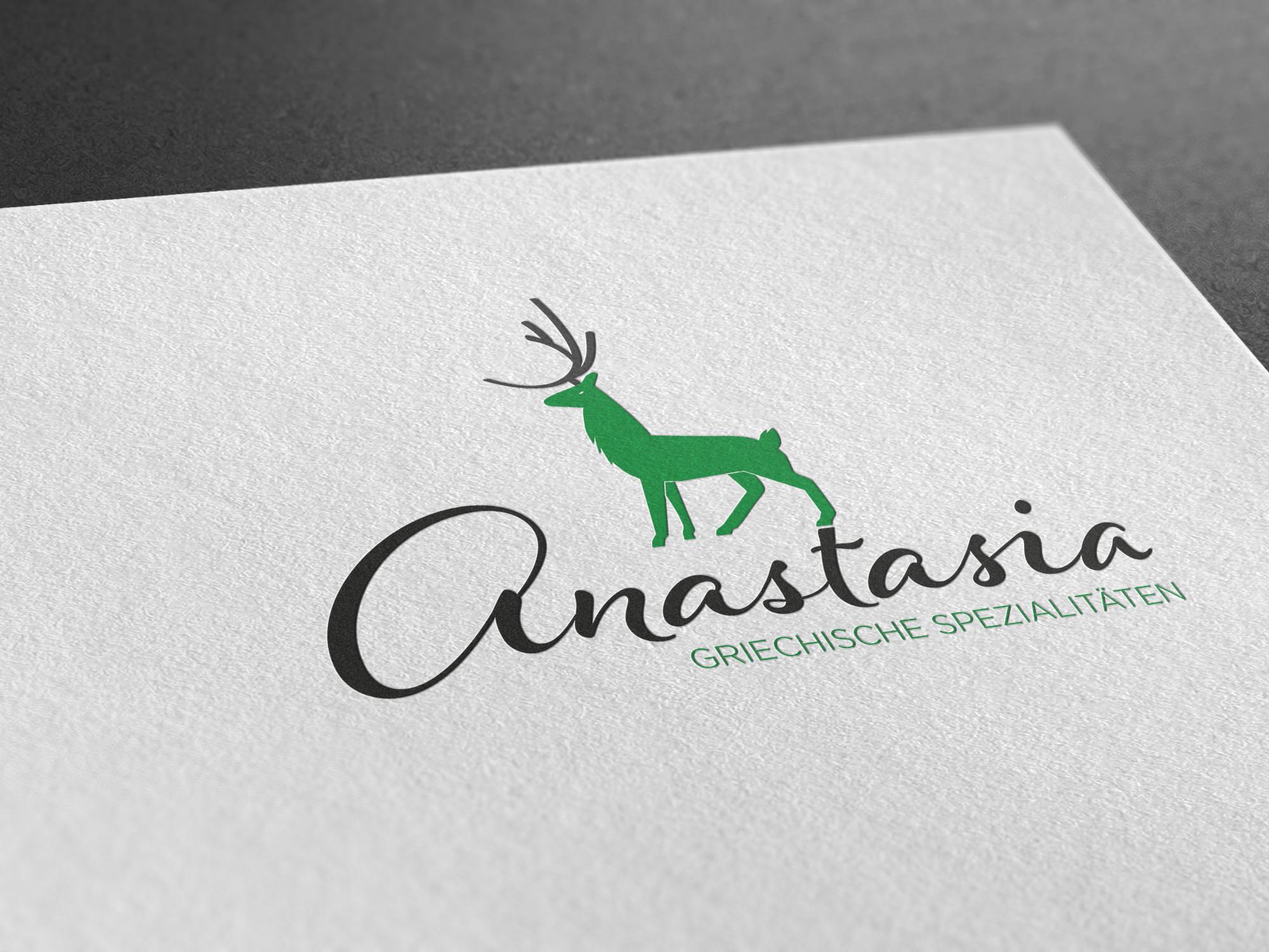 Logo Anastasia visualisiert