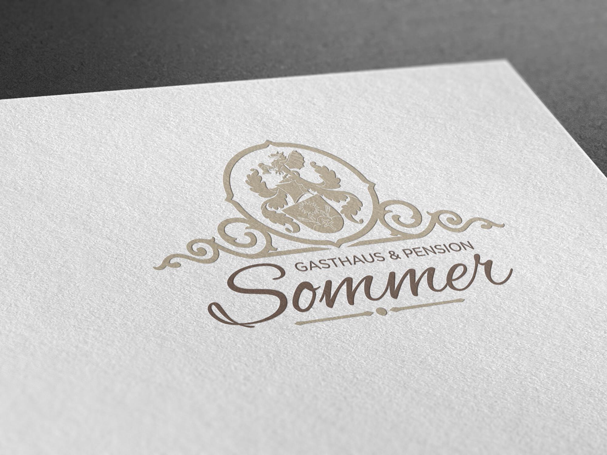 Logo Gasthaus & Pension Sommer